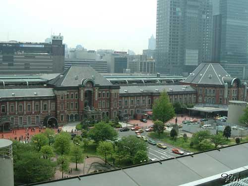 東京駅-新丸ビル7Fより.jpg