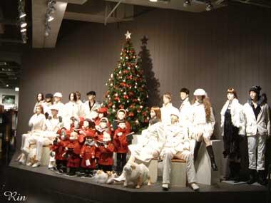 Xmas梅田コムサ2005.jpg